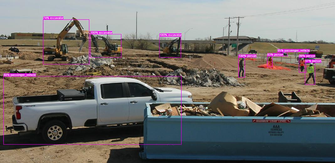 Equipment Tracking